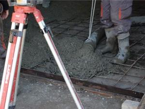 армированный слой_бетона