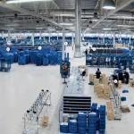 Полы для промышленных зданий