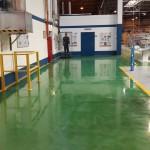 Полимерные наливные полы для хозяйственных помещений